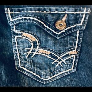 Big Star Capri Jeans Maddie Size 27